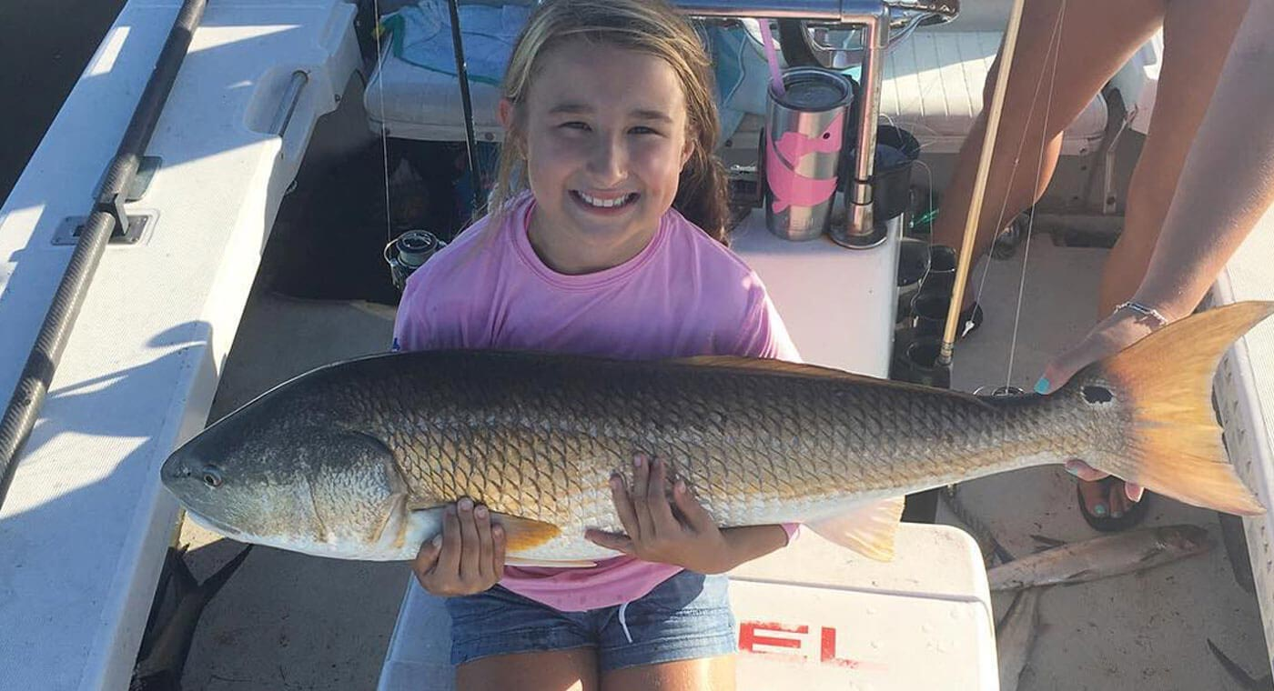 Best river fishing charters in cocoa beach cape canaveral for Fly girl fishing charters