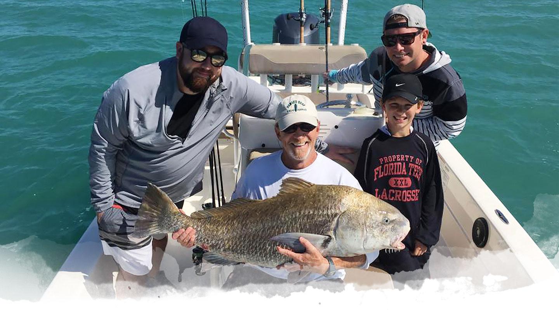 Orlando fishing charters world class fishing near orlando for Deep sea fishing near orlando